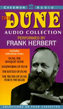 The Dune Audio Collection [ABRIDGED] Audio Cassette