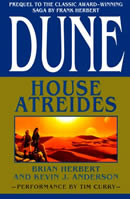 House Atreides [ABRIDGED] Audio Cassette