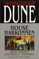 House Harkonnen [ABRIDGED] Audio Cassette
