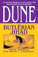 The Butlerian Jihad CD