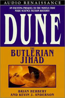 The Butlerian Jihad Audio Cassette