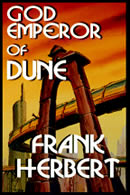God Emperor of Dune Audio Cassette