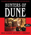 Hunters of Dune CD