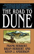 The Road To Dune Audio Cassette