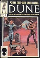 Dune: Official Comic Adaptation