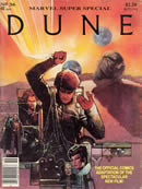 Marvel Super Special Dune
