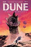 Dune: House Atreides - Issue 3 of 12 (Digital)