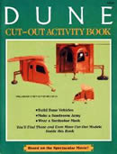 Dune Cut-Out Activity Book
