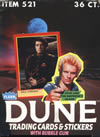 Dune Trading Cards & Stickers