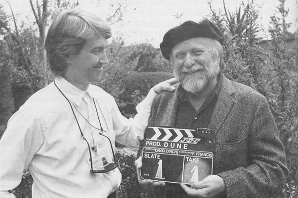 David Lynch And Frank Herbert