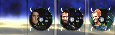 DVD Packaging.